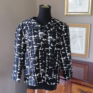 East 5th Button Up Jacket